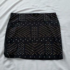 💫5/$22💫 Rhinestone Express Skirt